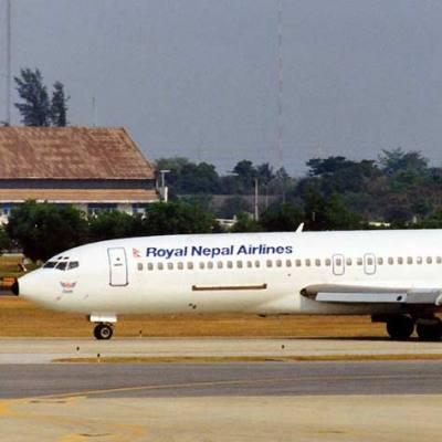 Domestic Flight Nepal