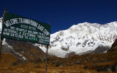 Classic Annapurna Base Camp (sanctuary)