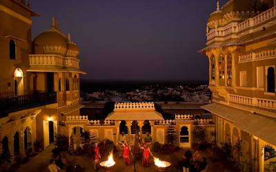 Enchants of Rajasthani Tour