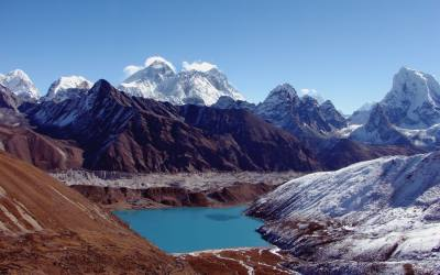 Gokyo lake and Renjo pass Trekking