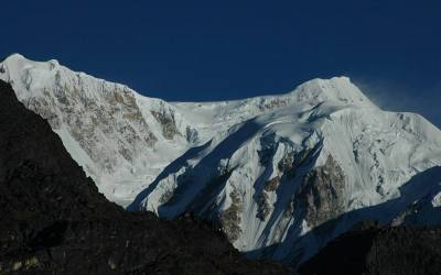 Kanchenjunga North and South (lodge trek)