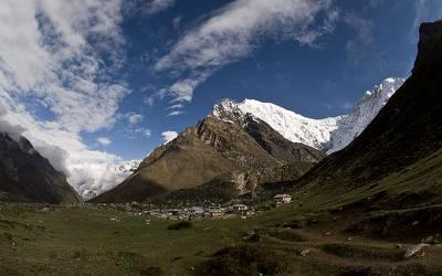 Langtang Valley / Gosainkuda/ Chisopani (Helambhu Region)