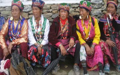 Tamang Heritage trail/ Langtang valley/ Gosaikund Lake and Helambhu region